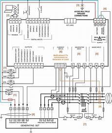 ats wiring diagram for standby generator free wiring diagram