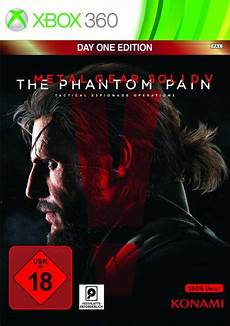 metal gear solid v the phantom day one edition