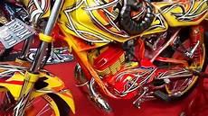 Modifikasi S by Kontes Modifikasi Motor Yamaha Rx King