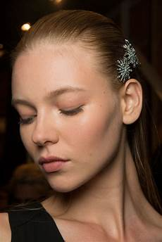 hair and makeup spring summer 2016 new york fashion week popsugar beauty