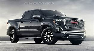 2019 GMC Sierra To Debut In Detroit Next Month  Carscoops