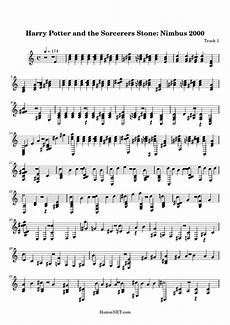 harry potter and the sorcerers stone nimbus 2000 sheet music harry potter and the sorcerers
