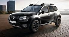 dacia duster black touch duster black touch tops dacia trim replacing former prestige
