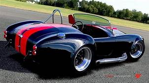 Shelby AC Cobra 427 They Say The Has A Top Speed Of