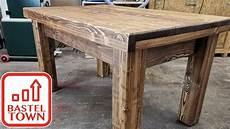 Garten Tisch Selber Bauen Holztisch Selber Bauen