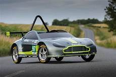 Aston Martin Goes Big In Vantage At Bull
