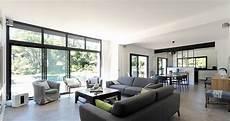 intérieur maison contemporaine maison contemporaine hossegor r 233 alisation du