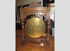 An Edwardian Dinner Gong   Antiques Atlas
