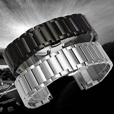 Stainless Steel Band by High Quality Solid Stainless Steel Band 20mm 22mm