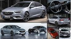 Opel Insignia Grand Sport 2017 - opel insignia grand sport 2017 pictures information