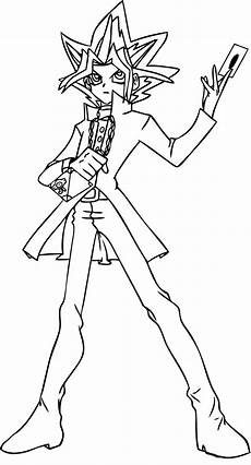 Yu Gi Oh Malvorlagen Free Free Printable Yugioh Coloring Pages For