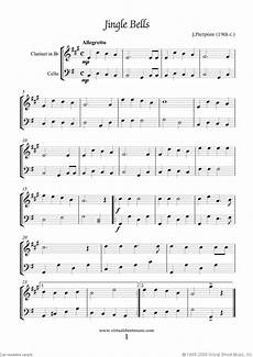 clarinet and cello duet sheet carols pdf