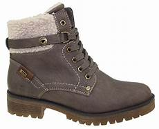 tom tailor damen stiefel boots winterschuhe 5891004 braun