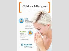 can allergies cause dry cough