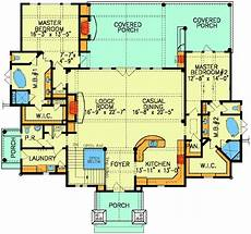 house plans with 2 master suites dual master suites 15800ge architectural designs