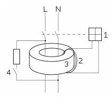 how a safety switch or r c d residual current device