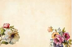 Gambar Latar Belakang Vintage Mawar Buket Gugus