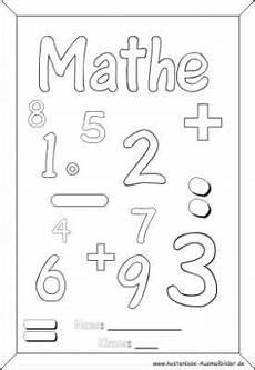 Ausmalbilder Mathematik Grundschule 5 Beste Mathematik Ausmalbilder F 252 R Kinder Ausmalen