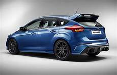 ford focus rs 252 all new ford focus rs makes global auto show debut