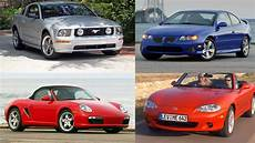 8 sports cars from the 2000s still worth buying top speed