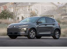 2019 Hyundai Kona Electric rated at class leading 258