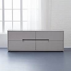 White Low Dresser by Latitude White Low Dresser Cb2