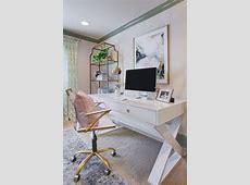 30 Delightful Feminine Home Office Furniture Ideas   DigsDigs
