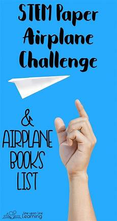 paper airplane science worksheets 15715 stem paper airplane challenge and airplane books homeschool pre k airplane activities stem