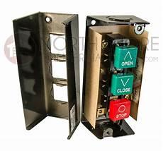 Pbs 3 Three Button Commercial Garage Door Opener