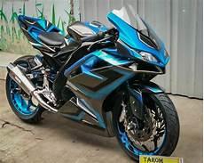 Modifikasi Motor Cbr 250 by Modifikasi Yamaha Vixion Berubah Menjadi Cbr250rr