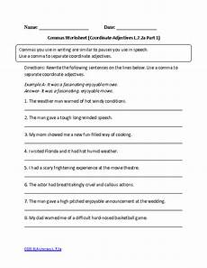 english worksheets 7th grade common core aligned worksheets middle school grammar school