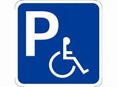 panneau parking handicapé panneaux de signalisation parking handicap 233 s contact seton