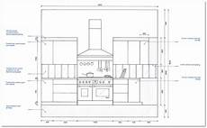 Kitchen Plan Elevation And Section by Loft Apartment Kitchen Elevations Section