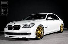 alpina b7 on gold custom wheels by exclusive motoring