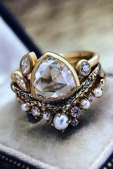 33 vintage wedding rings we re obsessed with wedding forward