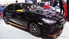 2018 Honda Civic Executive Exterior And Interior