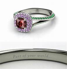 beautiful engagement rings inspired by disney princesses youbentmywookie