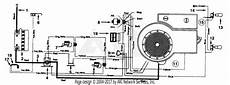 mtd 136c471f190 lawn tractor l 12 1996 parts diagram for switches and lights wiring diagram