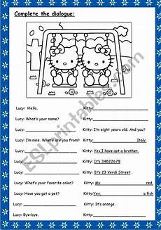 dialogue worksheets 18248 dialogue esl worksheet by maestralidia