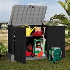 store it out midi aufbewahrungsbox woodland 845 l schwarz