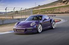 comparing laguna laps in the 911 turbo s and gt3 rs