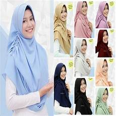 Jilbab Pashmina Instan Sherina Model Jilbab Terbaru 2018