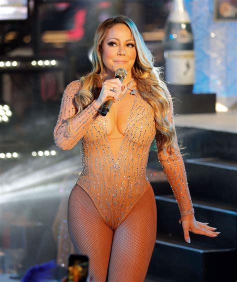 Mariah Carey Camel Toe