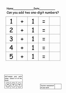 differentiated addition worksheets year 1 9866 differentiated adding one digit numbers together teaching resources
