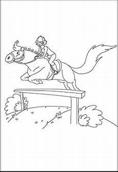 pferde malvorlagen und ausmalbilder f 252 r kinder