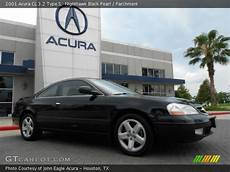 nighthawk black pearl 2001 acura cl 3 2 type s parchment interior gtcarlot com vehicle