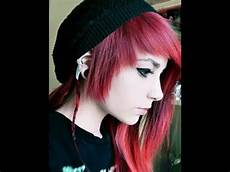 2013 emo hairstyles for girls short medium long hair tutorial youtube