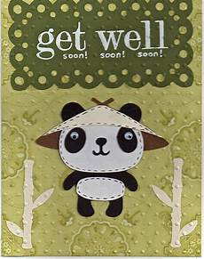 soon card templates funky cards get well soon