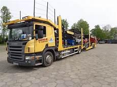 verkauf scania p 380 autotransporter lkw aus polen