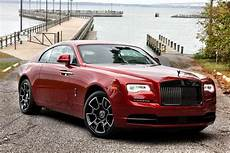 2017 Rolls Royce Wraith Black Badge It S The Business